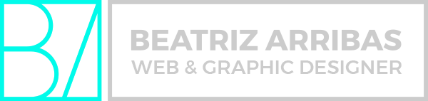 BEATRIZ ARRIBAS. Web & Graphic designer